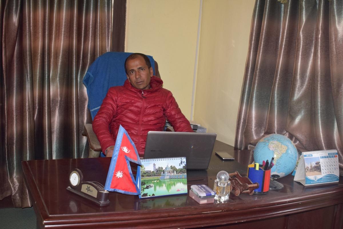 Toran Bahadur Karki - Public Relation Officer